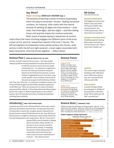 Science News - July 28, 2012 - Page 4-5