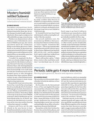 Science news february 6 2016 page 6 7 urtaz Gallery