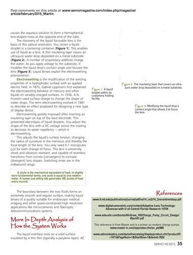 Servo - February 2015 - Page 34-35