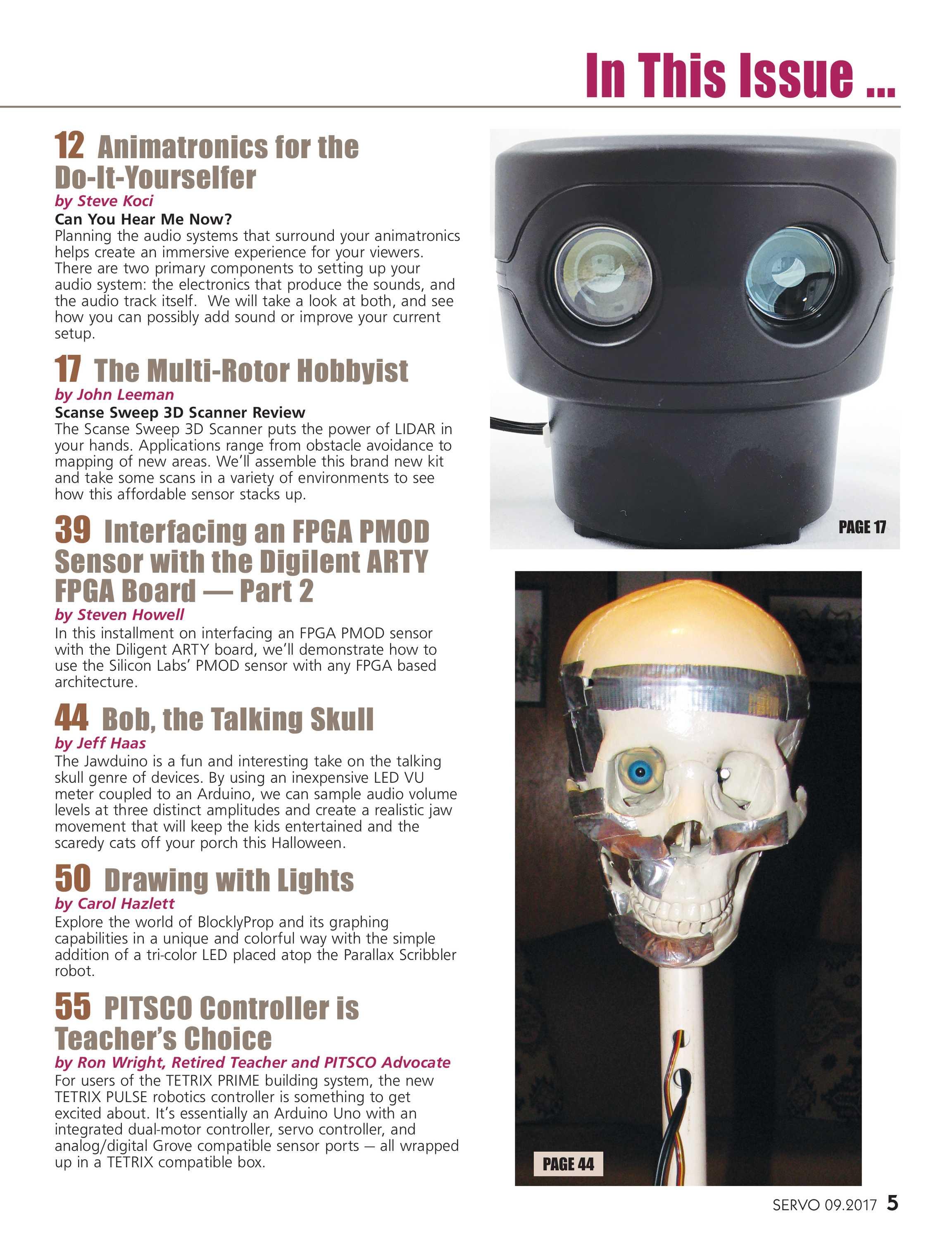 Servo - September 2017 - page 4