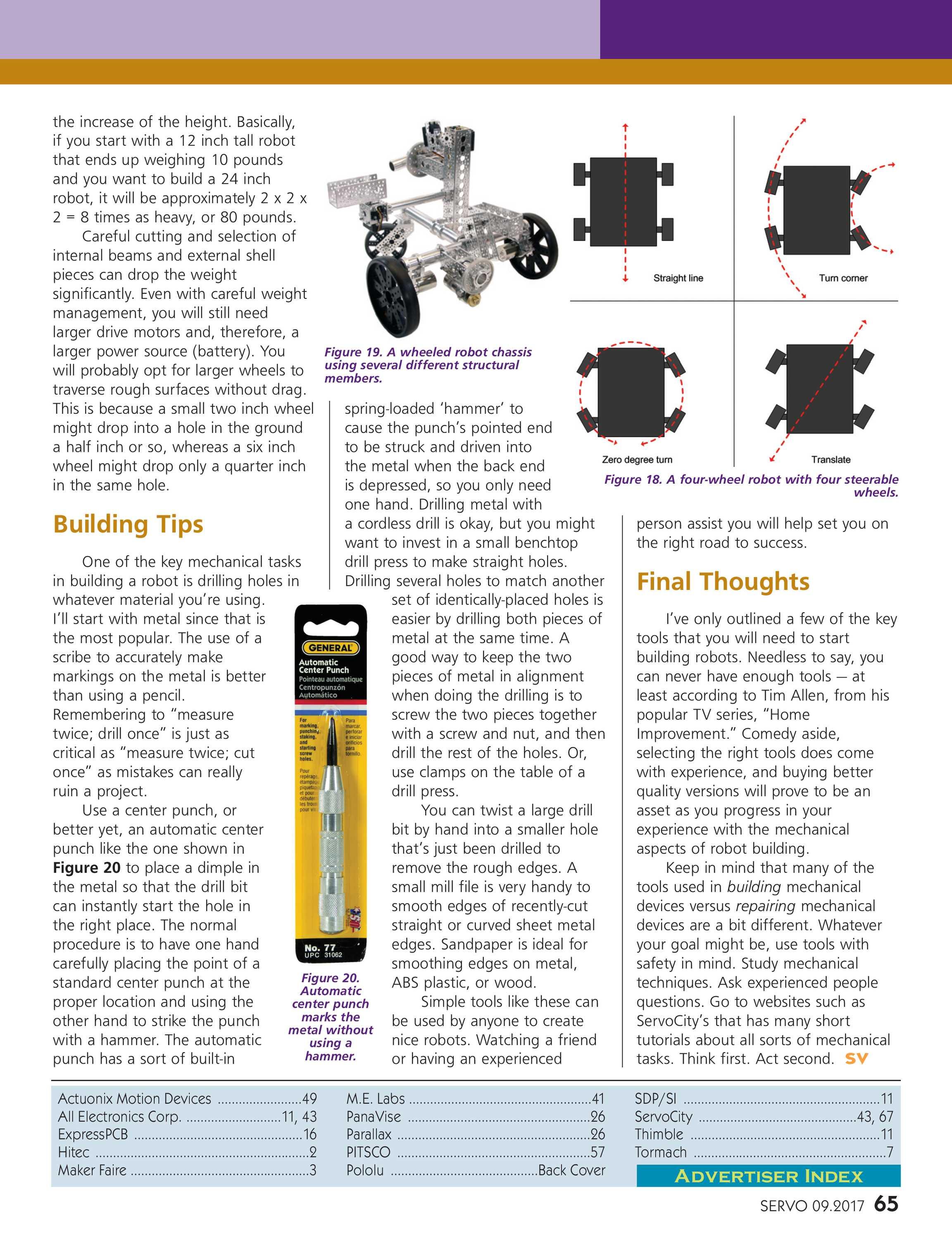 Servo - September 2017 - page 65