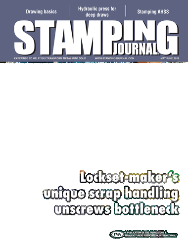 Stamping Journal - May/June 2017 - Front Cover
